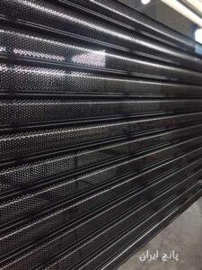 کرکره فولادی | کرکره برقی | کرکره ضد سرقت | تیغه فولادی