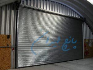 کرکره ضد سرقت | کرکره برقی | پانچ ایران